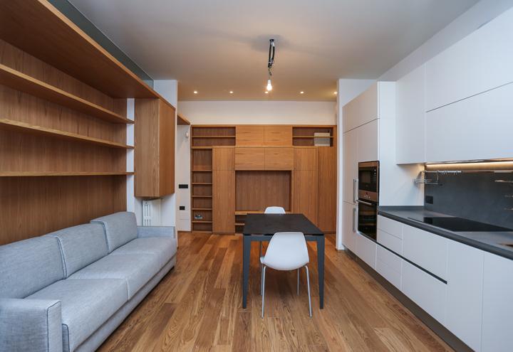 Studio margiotta architetti ristrutturazione di un appartamento